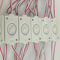 20pcs/lot 5050 injection led module with lens 160 degree,DC12V,1.5W high brightness 3 years warranty ,channel letters