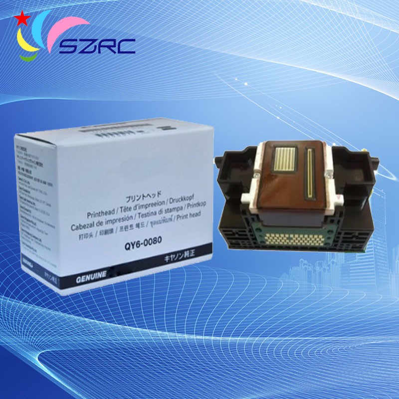Asli QY6-0080 Print Head untuk Canon IP4820 IP4850 IX6520 IX6550 MG5300 MX884 MG5340 IP4950 MX895 IX6540 MG5340 Printhead