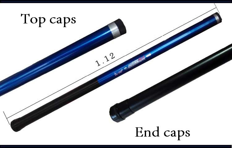 8m Fiberglass Telescopic Antenna Pole 8m Fishing Rod Type