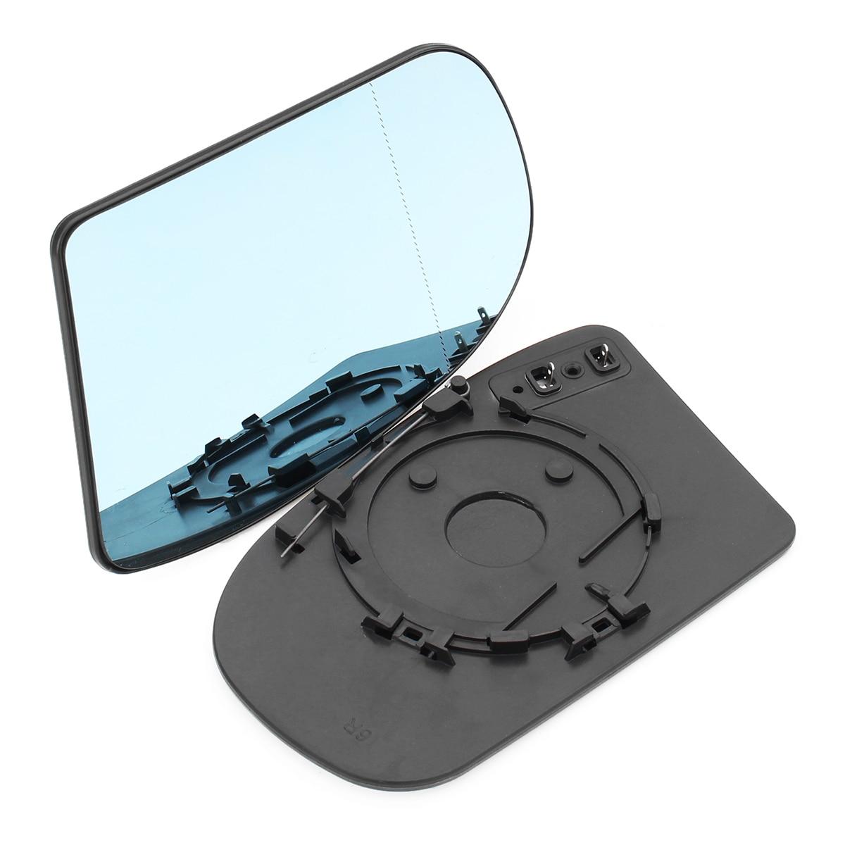 for Benz C & E Class W211 W203 Sedan E320 E350 E500 C230 C240 C280 C320 Left/Right Blue Anti Glare Rearview Mirror Glass