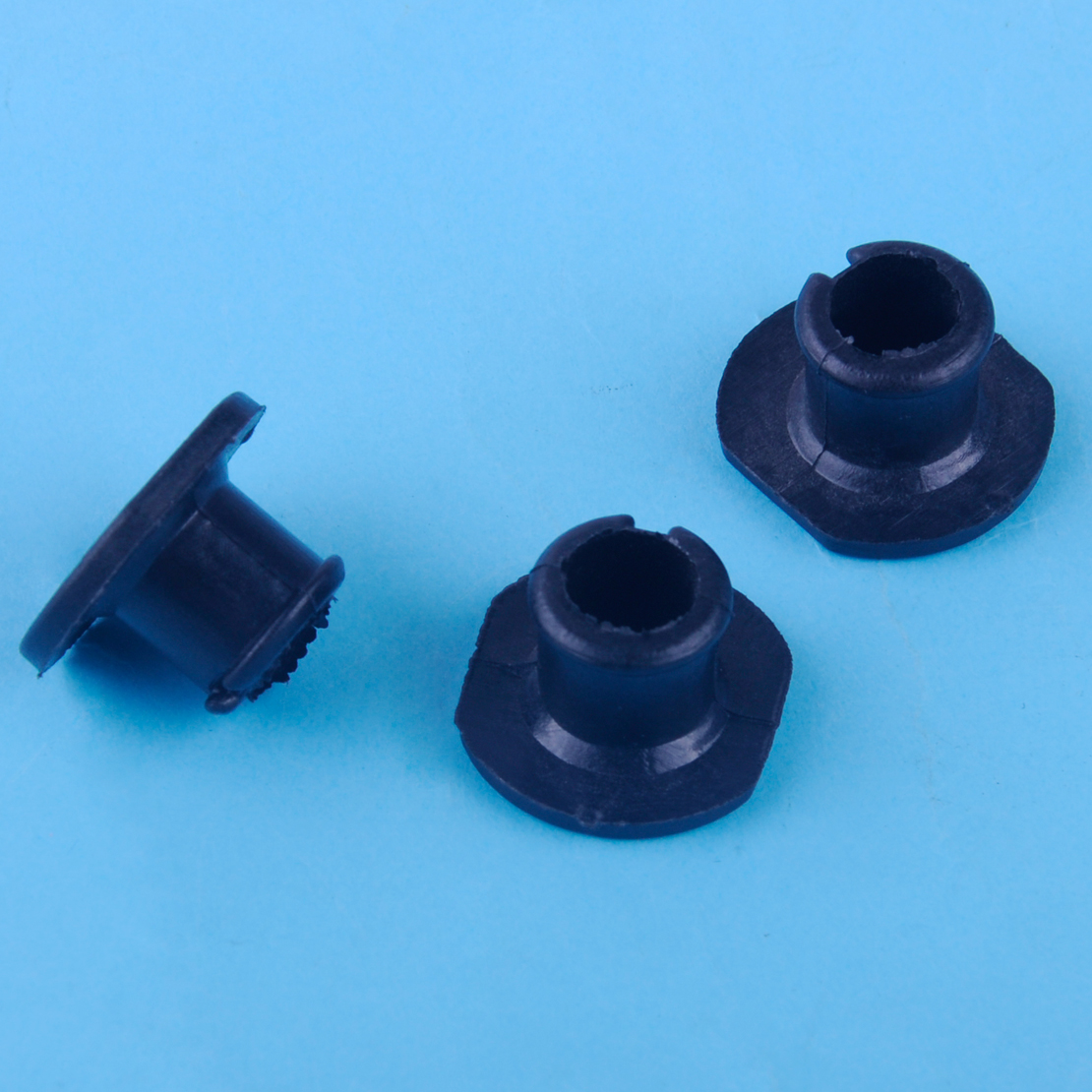 LETAOSK High Quality 3Pcs Buffer Plug Cap Fit For Stihl 017 018 021 023 025 029 039 MS230 MS250 Chainsaw