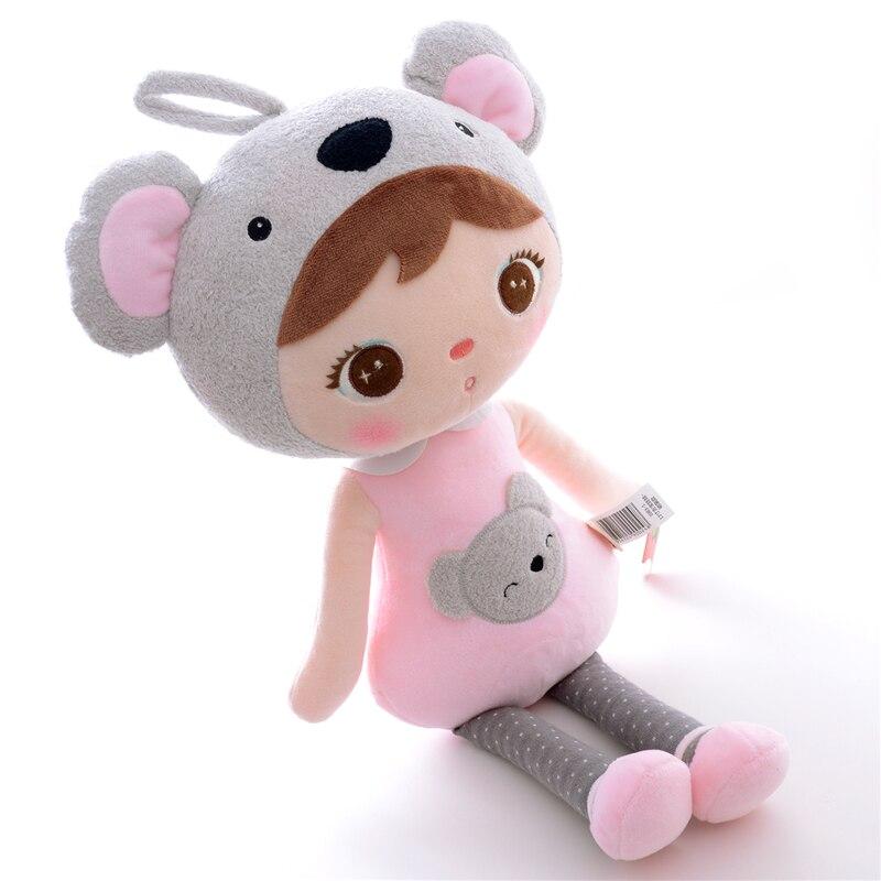 Ny Ankomst Original Metoo Lucky Dolls Rosa Koala Plysj Barn Baby - Dukker og tilbehør - Bilde 4