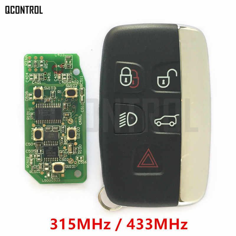 QCONTROL Car Remote Smart Key 315MHz / 434MHz Suit for Land