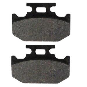 Передние и задние тормозные колодки мотоцикла для SUZUKI RM125 RM 125 1989-1995 DR 350 DR350 1990-1997 DR250 DR 250 1990-1995