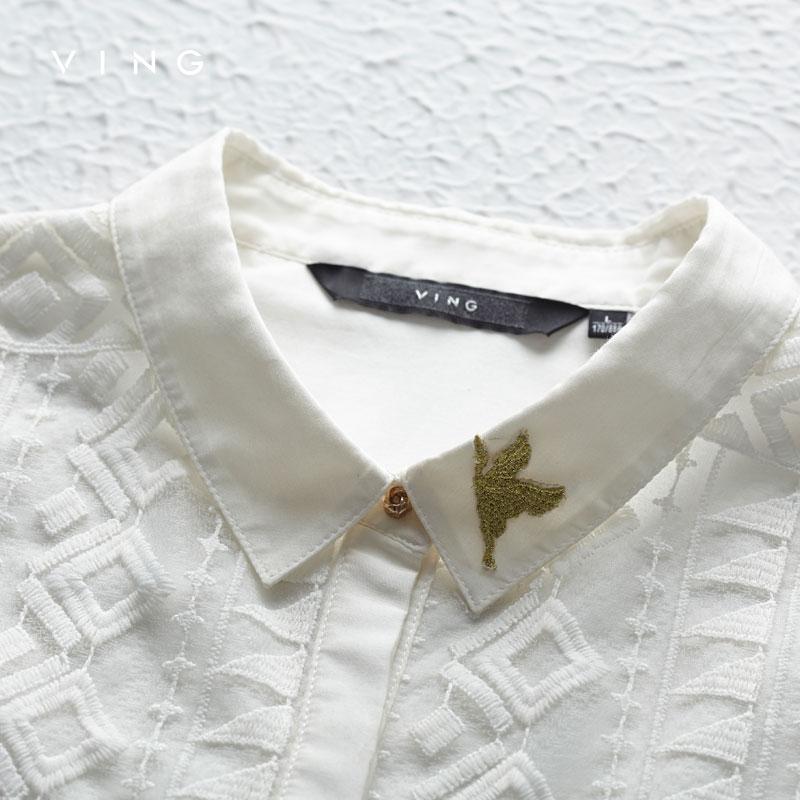 ажурная блузка купить