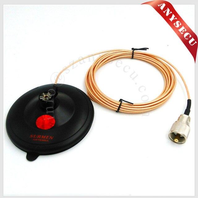 Surmen K-707M-3D антенны базовой кабель длиной 4 м для мобильной радиосвязи ic-2720.ic-2820h, Kt-8900 VV-898 TH-9800 TH-9000D