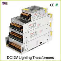 DC12V 1A/2A/3A/5A/6.5A/8.5A/10A/12.5A/16.5A/20A/25A/30A ,Switch LED Power Supply 1A/2A/3A/5A/6.5A/8.5A/10A/12.5A/ LED Strip lamp