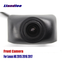 Liandlee AUTO CAM Car Front View Camera Logo Embedded For Lexus NX 2015 2016 2017 ( Not Reverse Rear Parking )