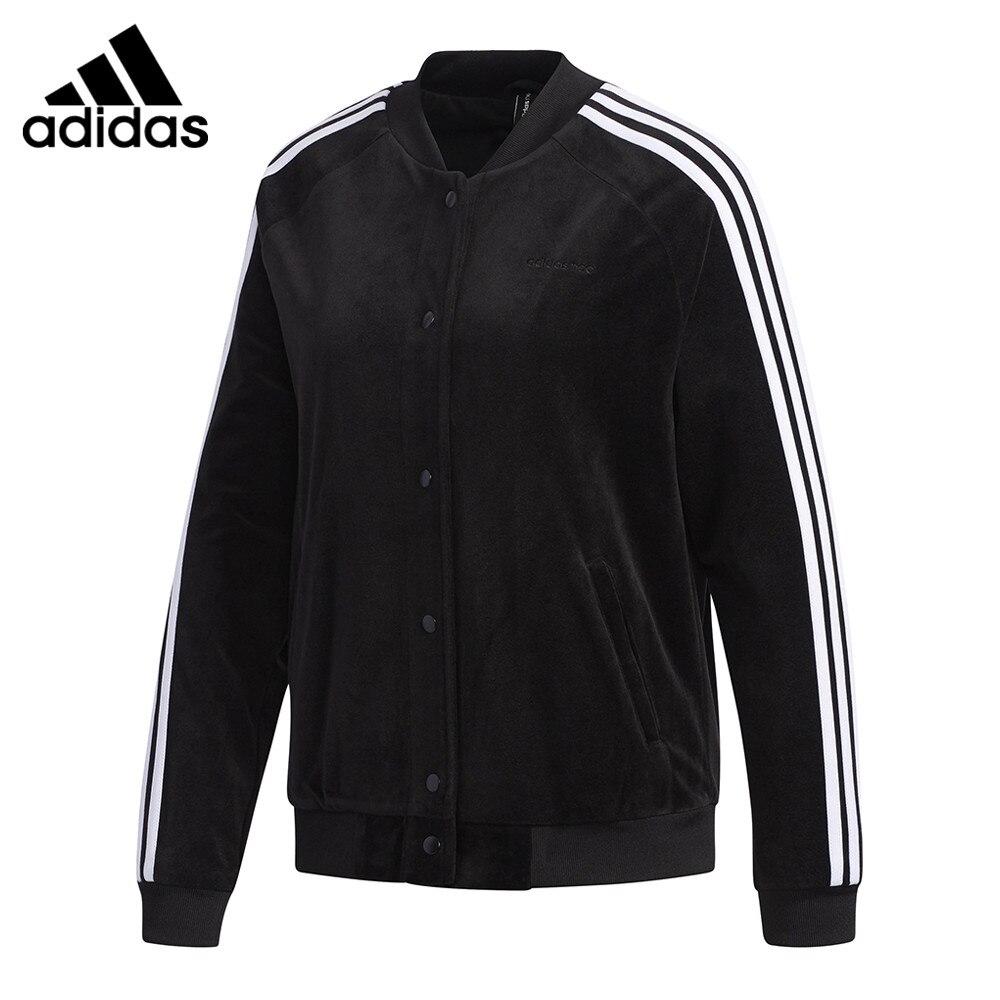 Original New Arrival 2018 Adidas Neo Womens Running jacket SportswearOriginal New Arrival 2018 Adidas Neo Womens Running jacket Sportswear