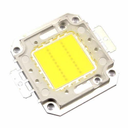 2 шт. 1 Вт 10 Вт 20 Вт 30 Вт 50 Вт 100 Вт IC SMD led Встроенная плата со светодиодами чипы лампа большой мощности холодный теплый белый для лампы светильник-прожектор заливающего света