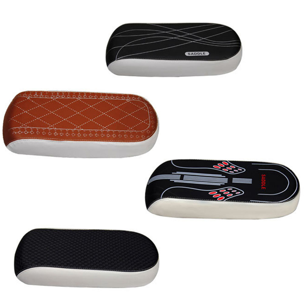 Us 19 8 Electric Vehicle Rear Seat Cushions Bicycle Saddle Comfortable Seat Travelling Bike Cushion Chair In Bicycle Saddle From Sports