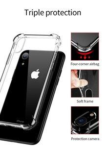 Image 5 - Jaomax רך יוקרה עמיד הלם פרח טלפון מקרה עבור iPhone 7 8 בתוספת X Xs מקסימום 6 6s בתוספת 5 5S SE Xr 11 יפה פרחוני כיסוי Fundas