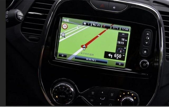 1024*600 Android 7.1 Quad Core Fit Renault Captur /CLIO/Samsung QM3 2011 2012 2013 2014 2015 2016 Car DVD Navigation GPS Radio