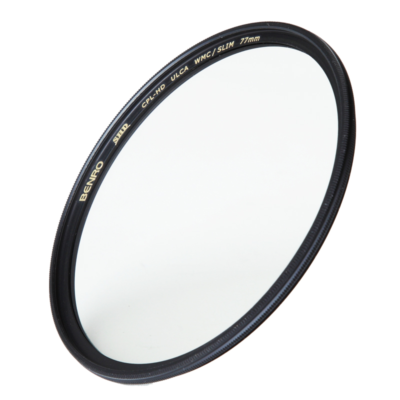 Benro 52mm SHD CPL-HD ULCA WMC/SLIM Waterproof Anti-oil Anti-scratch Circular Polarizer Filter,Free shipping,EU tariff-free benro 58mm cpl filter shd cpl hd ulca