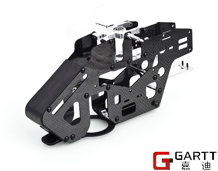 GARTT 450 carbon fiber main fram assembly (belt version) fits Align Trex 450 RC Helicopter дурочка или как я стала матерью