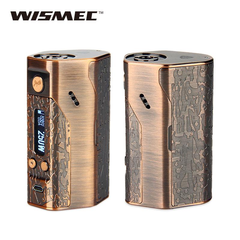 цены  Electronic Cigarette Wismec Evolv DNA250 Box Mod Vape Limited Edition 250W Reuleaux DNA250 TC/VW Mod NO Battery vs wismec rx300