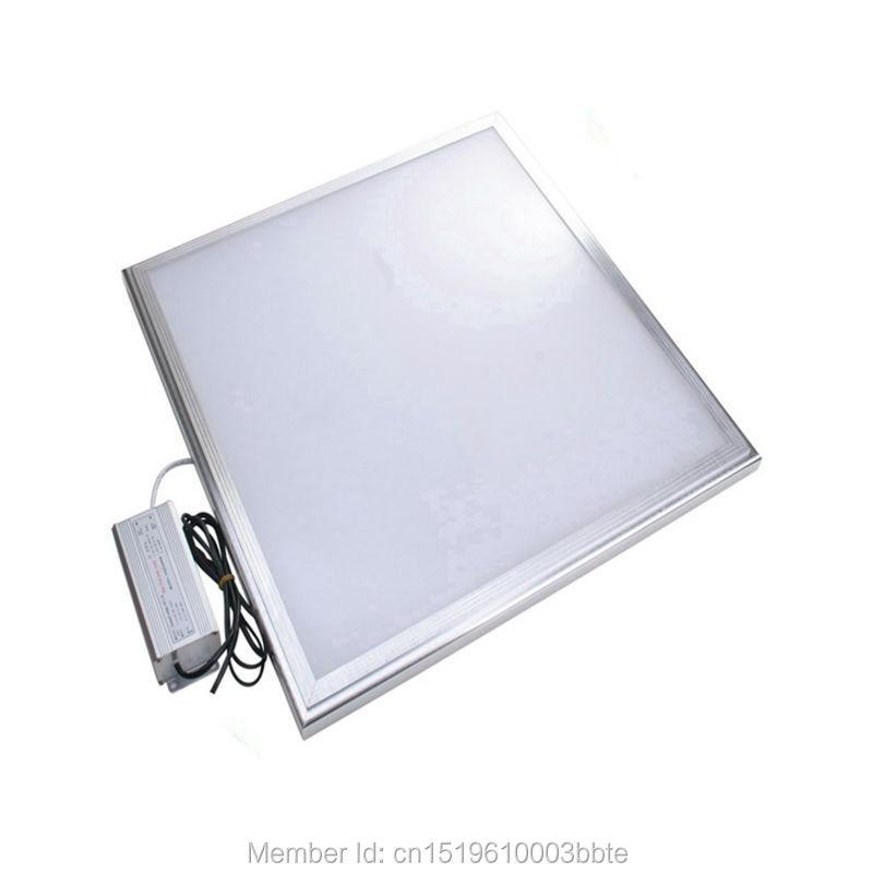 4PCS 85-265V Zəmanət 3 il Super Parlaq 48W 600 * 600 LED Panel - LED işıqlandırma - Fotoqrafiya 3