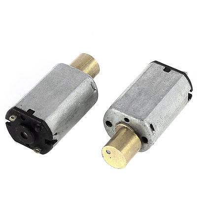2 Pcs Mini Vibration Vibrating Electric Motor DC 1.5-4V 15000RPM M20 for Toys бутылочки для кормления