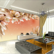 beibehang three - dimensional murals 3d TV background wall c