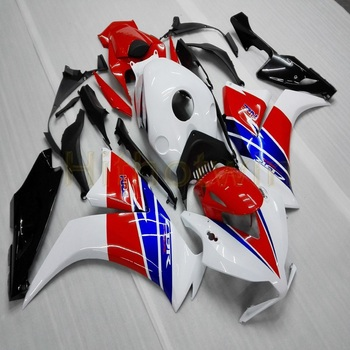 Custom for CBR1000 RR 2012 2013 2014 2015 2016 CBR1000RR 12 16 ABS Plastic Fairing 5Gifts Injection mold red blue black