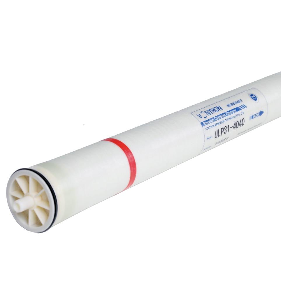 Elemento di Membrana 1900 GPD Vontron Osmosi ULP31-4040 RO per Filtro AcquaElemento di Membrana 1900 GPD Vontron Osmosi ULP31-4040 RO per Filtro Acqua