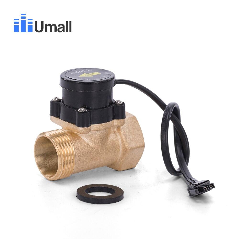 Ht800 One 1 Inch Water Pump Flow Sensor Switch Liquid