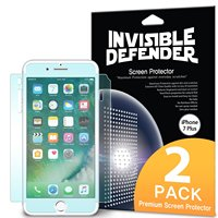 Ringke ID Full Coverage For IPhone 8 Plus IPhone 7 Plus 5 5 Screen Protector Edge