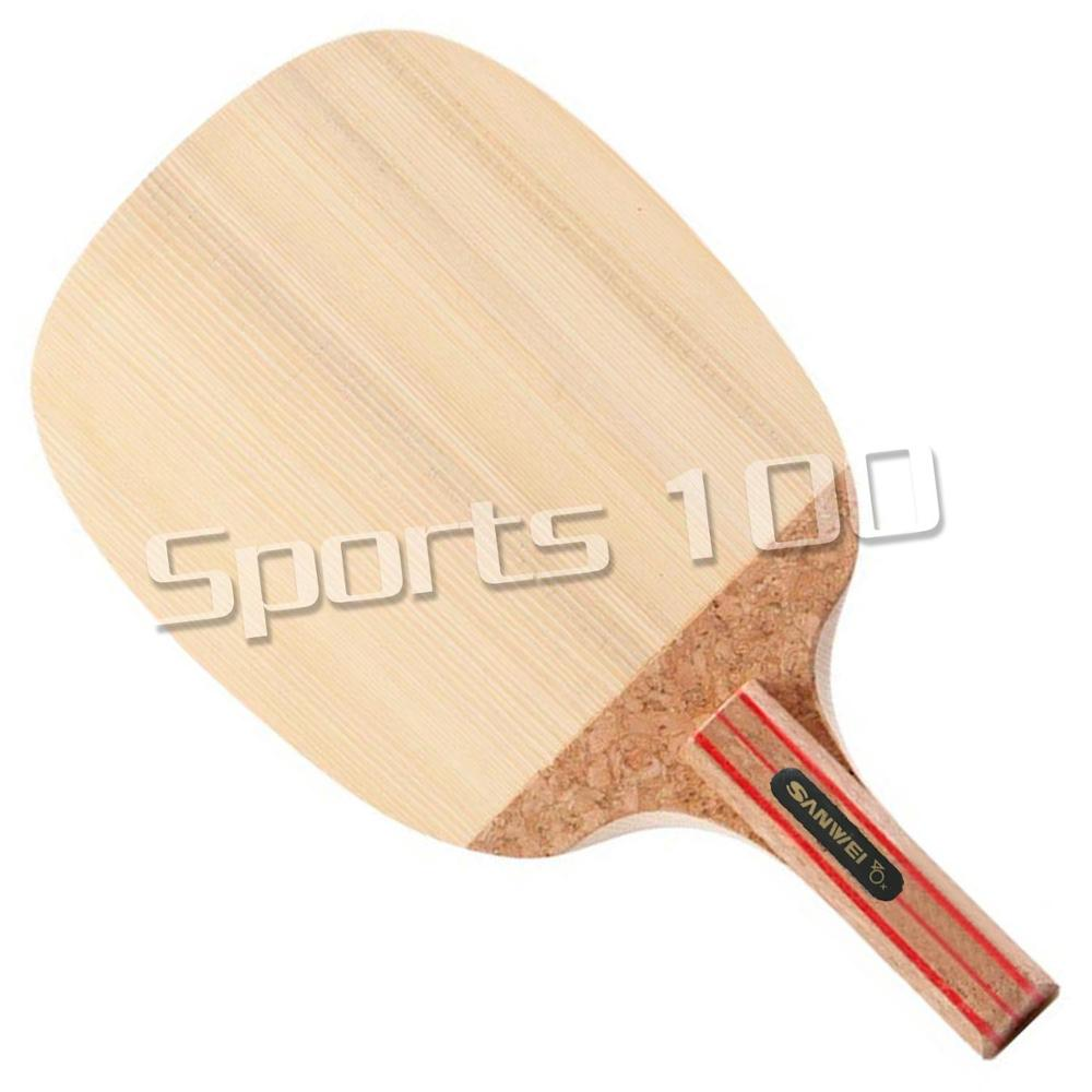 Sanwei R2 R-2 R 2 HINOKI Table Tennis Blade Japanese penhold for PingPong RacketSanwei R2 R-2 R 2 HINOKI Table Tennis Blade Japanese penhold for PingPong Racket