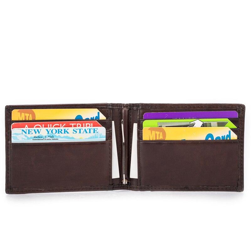 mini bolsa id cartão caso pacote de