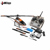 WLtoys V950 2.4G 6CH 3D/6G System RC Helicopter switched freely High efficiency Brushless Motor RTF Stronger Wind Resistance Toy