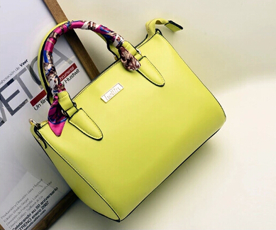 c40d049faa 2015 new style women handbag Silk scarves ladies handbags brand names  fashion leather hand bag for women Shoulder Bag wholesale-in Top-Handle Bags  from ...