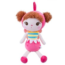 Genuine 50cm Metoo Cartoon Angela Plush Toys Cute Dolls Girl for Birthday Christmas Children Gifts 1pcs