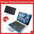 Универсальный Bluetooth Клавиатура с тачпадом Для Huawei MediaPad M2 10.0 таблетки Беспроводная Bluetooth Клавиатура Чехол + подарки