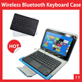 Caso universal teclado bluetooth com touchpad para huawei mediapad m2 10.0 tablet teclado sem fio bluetooth case + presentes