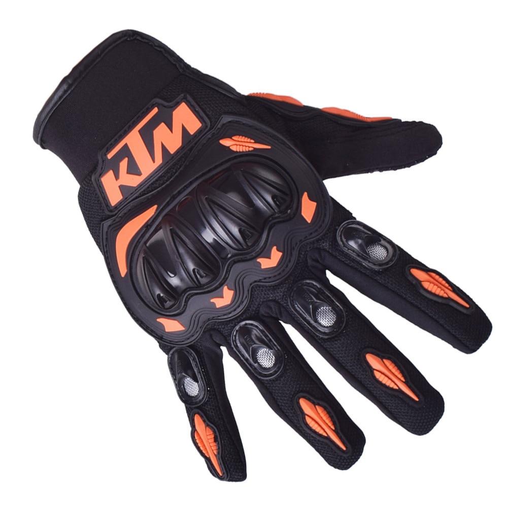 Off-Road KTM Motorcycle Gloves Motocross Guantes Moto Motocicleta Luvas Cycling Mountain Bike gloves Gants Motorbike