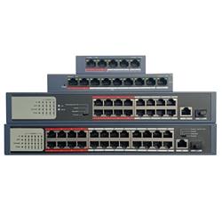 HIK mit logo 4CH 8CH 16CH 24CH PoE LAN Netzwerk Schalter, DS-3E0105P-E/M DS-3E0109P-E/M DS-3E0318P-E/M DS-3E0326P-E/M Wirtschafts