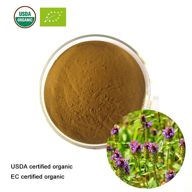 Usda Und Ec Certified Organic Spica Prunellae/selfheal Spike Extract10; 1 So Effektiv Wie Eine Fee Gesundheitsversorgung