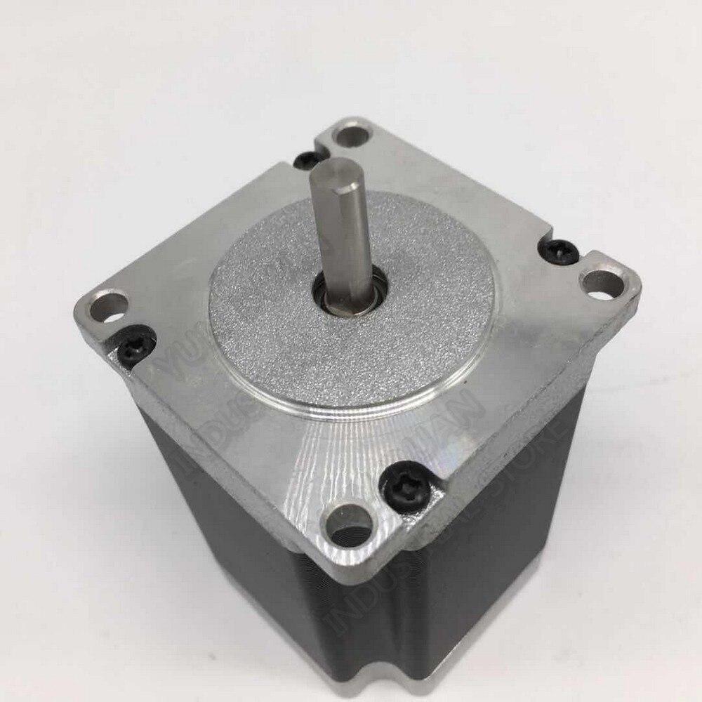 60 W 65 W 0.22Nm 31.4Oz-in DC 24 V motore Brushless Nema23 57 millimetri ad alta velocità di 3000 rpm sensore di Hall 3PH 8 millimetri albero BLDC 8 Poli
