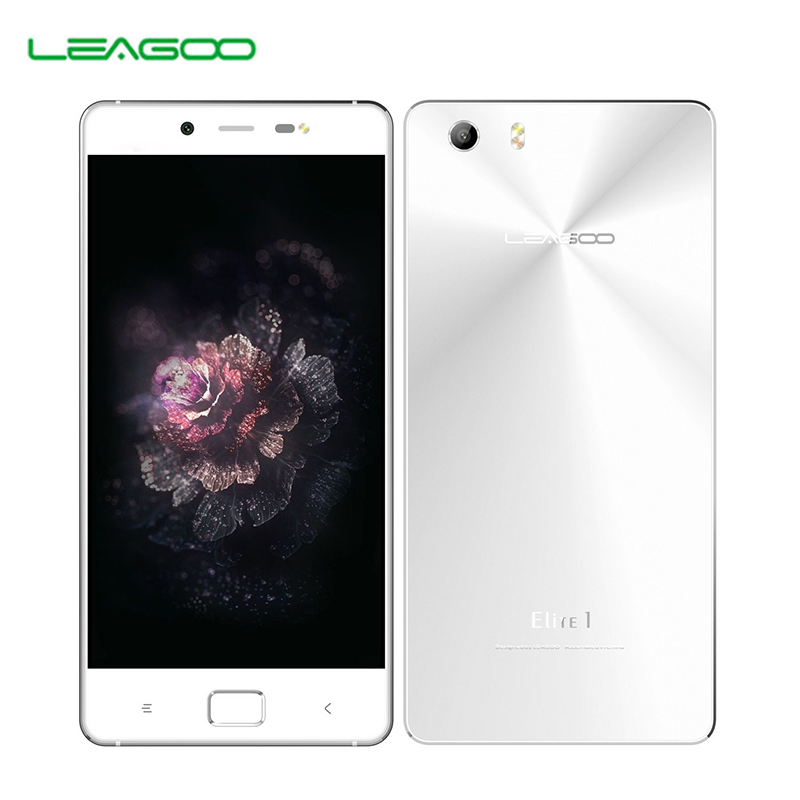 4G LTE LEAGOO Elite 1 32GB 3GB 6 9mm Mobile Phone 5 0 inch 13MP 16