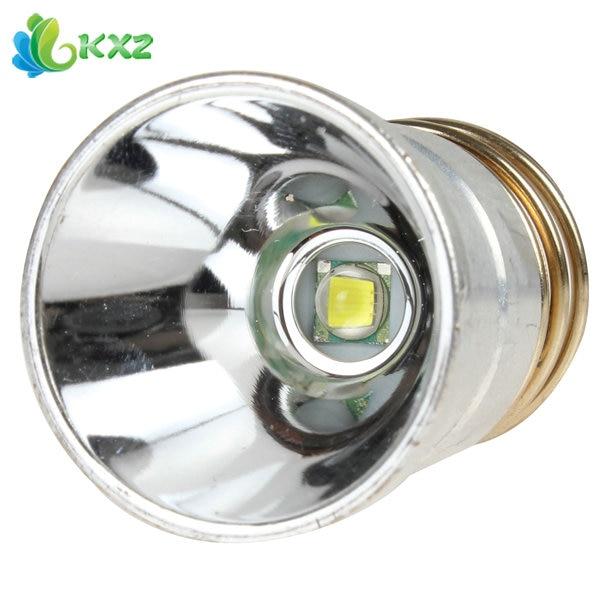 5 modu XM-L T6 LED ampul değiştirme için G90 / G60 6p / G2 / G3 el feneri Torch lambası flaş ampul