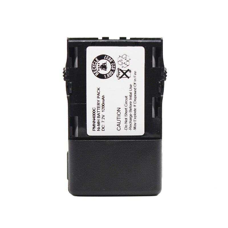 PMNN4000C 1200mAh Ni-Cd Battery For Motorola GP68 GP63 GP688 PMNN4000