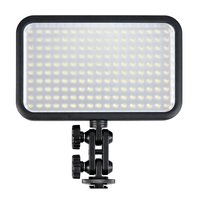 Godox LED Video Camera Light 36/64/126/170 PCS Photographic Lamp Light Filter Studio Lighting for Digital Camera Camcorder DV
