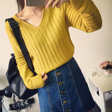 Autumn&Winter Cashmere Sweater Women Pullovers O-Neck Pullover Female Fashion High Qaultiy Grey Yellow Red Khaki White As1592