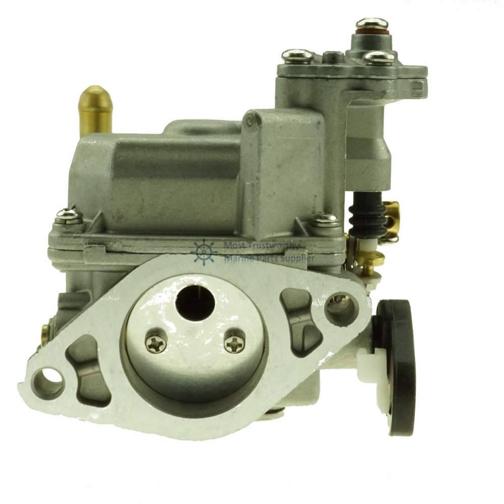 New Carburetor Assy for Replacement Yamaha 4 stroke 15hp F15 Outboard Motors 66M 14301 11