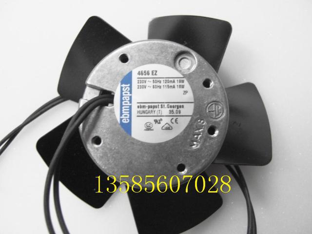 PAPST New original ebmpapst Blowers 4656EZ temperature fan axial fan papst
