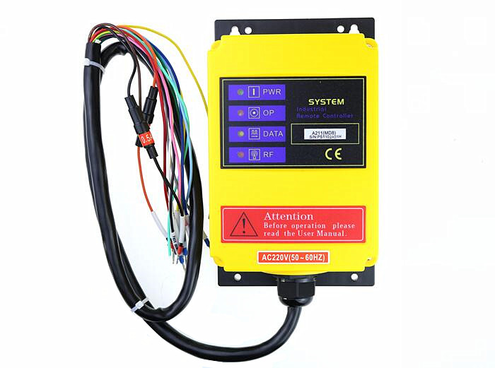 A211 Cupid type 9 key traveling crane industrial wireless remote controller can be customized-in Switches from Lights & Lighting    3