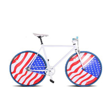 FuLang Bicycle fixed gear environmental protection damping wear resisting HM567