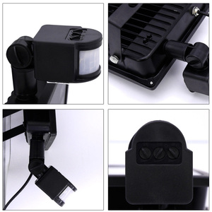 Image 5 - AC110V 220 Ultradunne 10 w 20 w 30 w 50 w LED Schijnwerper Met PIR Motion Sensor Detector waterdicht Spotlight outdoor IP65 Lampen