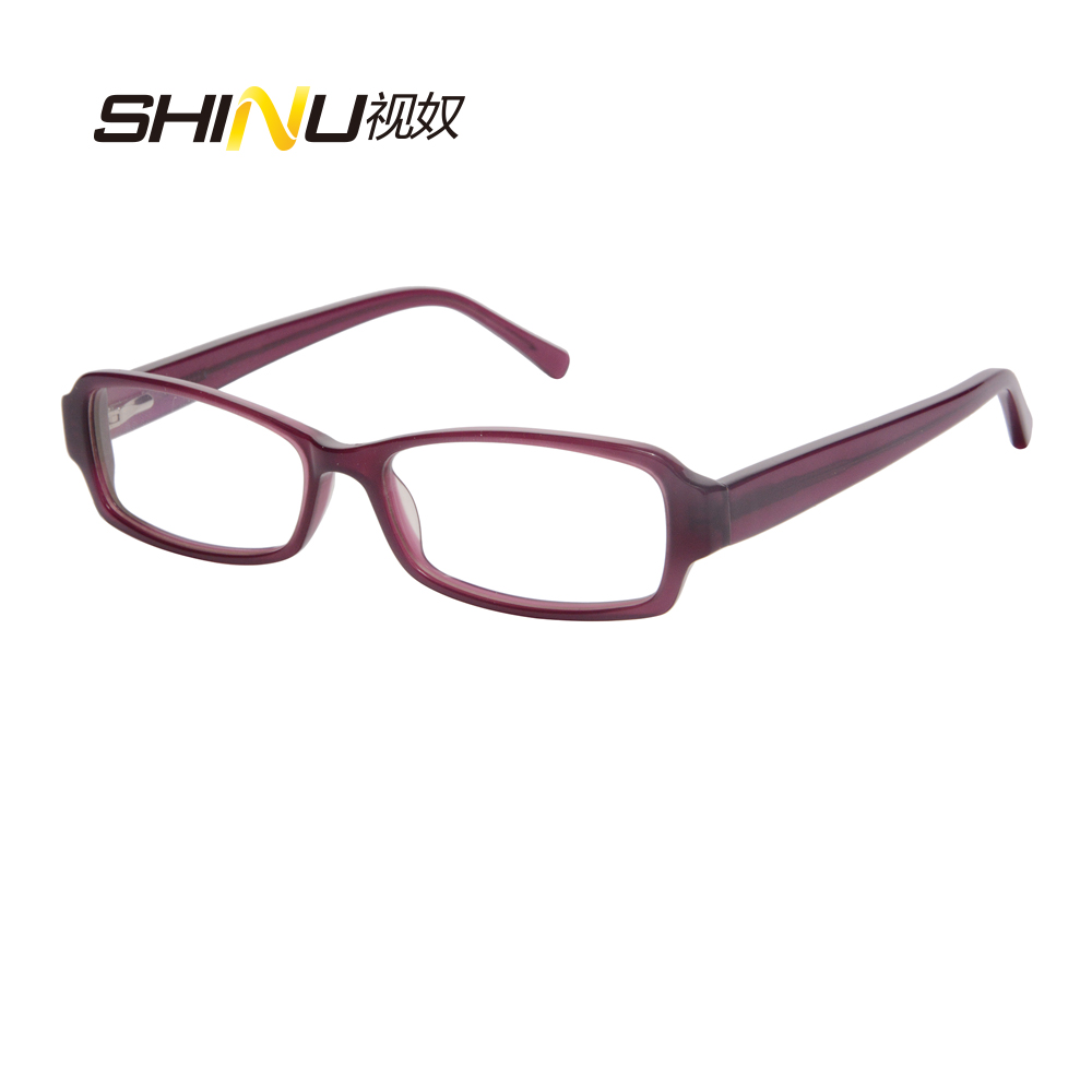 High End Women Men Blue Light Proof Reading Glasses Anti ...