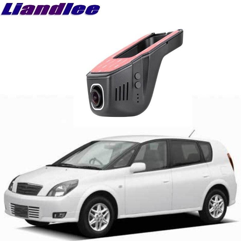Liandlee For Toyota Opa 2000~2005 Car Black Box WiFi DVR Dash Camera Driving Video Recorder цена